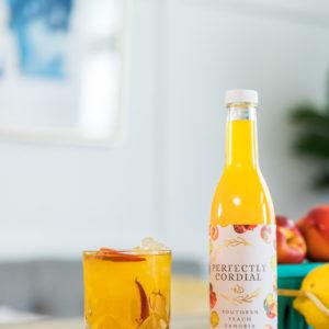 Southern Peach Sangria