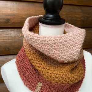 ColorBlock Cowl