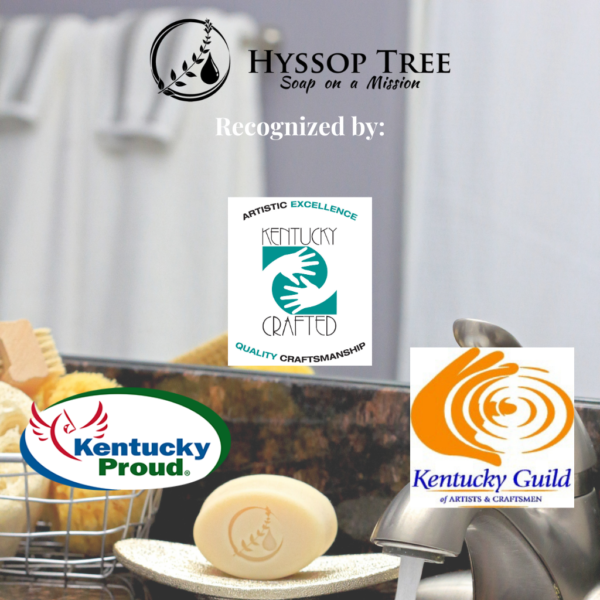 Hyssop Tree is recognized by Kentucky Crafted, Kentucky Proud, Kentucky Guild of Artists Craftsmen