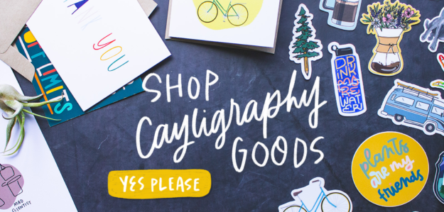 Cayligraphy