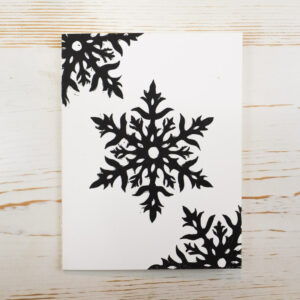 Papillon Press Holiday Card