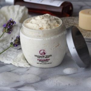 product image - whipped soap